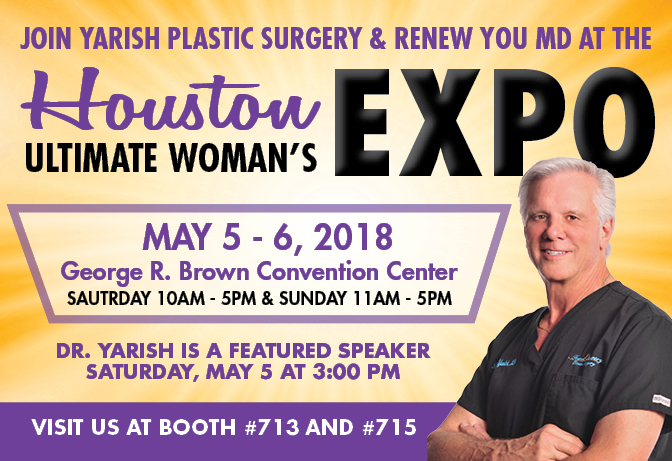 Houston Ultimate Women's Expo Announcement Graphic
