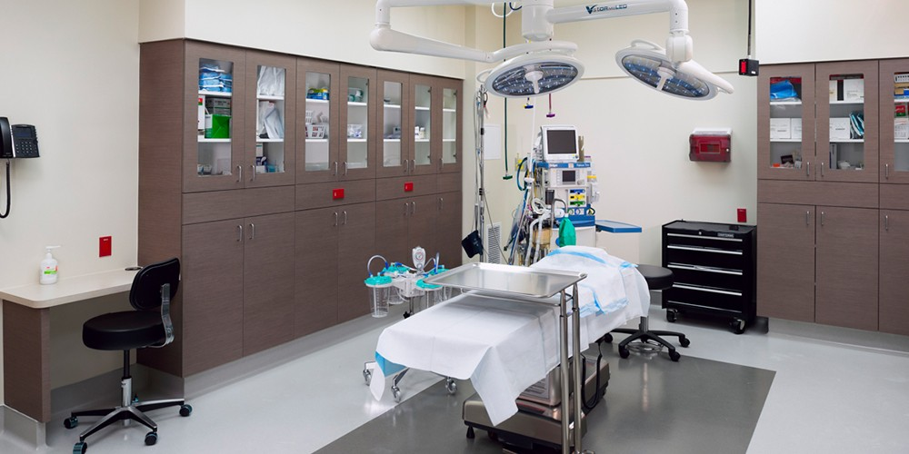 Surgical Center Operation Room